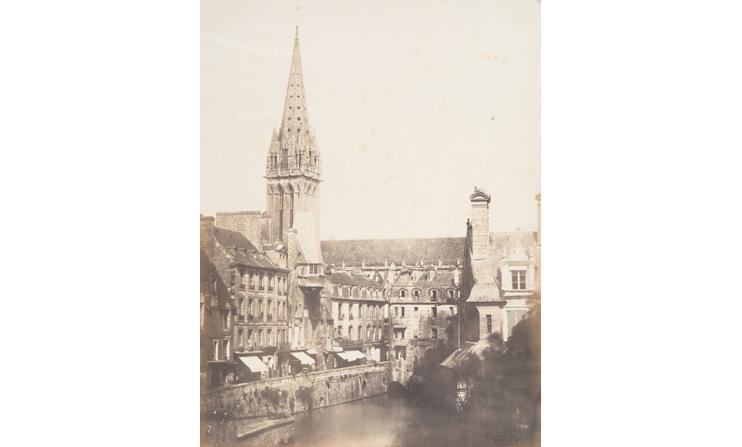 Caen église saint pierre
