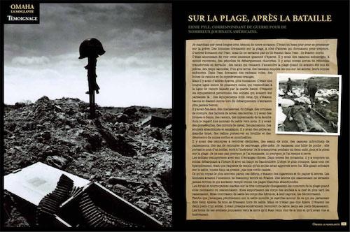 Intérieur : Normandie 44 - Livre Jean Quellien