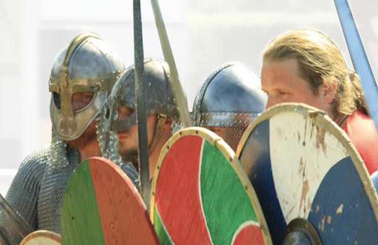 Vikings. Association T.H.T.N ( R.Corbin).