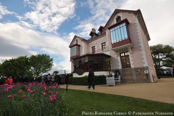 Villa Rhumbs à Granville - Musée Christian-Dior
